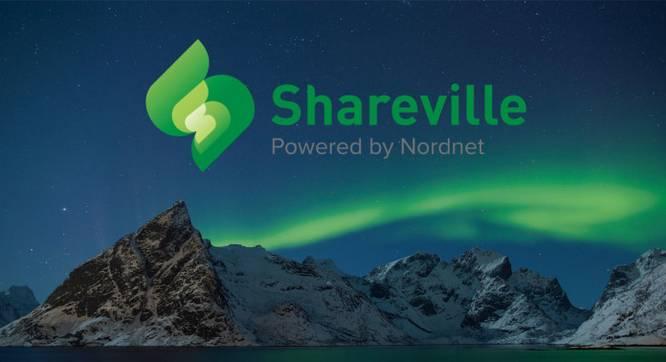 Medlemmar på Shareville får 4,4% högre avkastning än övriga Nordnetkunder