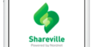 Shareville - nu i din iPhone